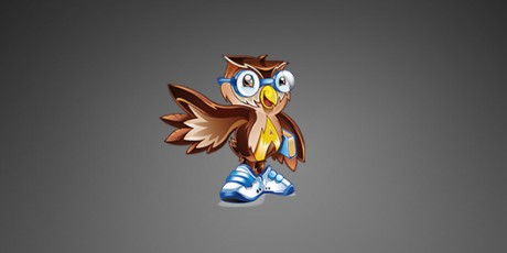 Mascot Design – Alderwood Owl