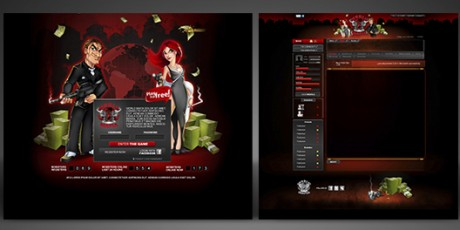Game Interface – World Mafia