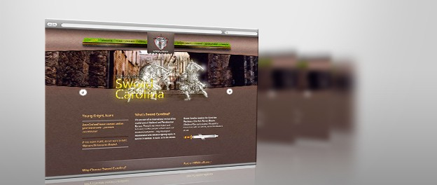 Website Design – Sword Carolina